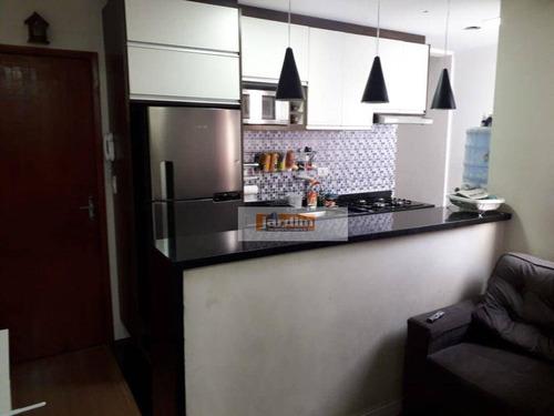Imagem 1 de 9 de Cobertura Com 2 Dormitórios À Venda, 96 M² Por R$ 349.800,00 - Parque Das Nações - Santo André/sp - Co1239