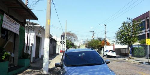 Imagem 1 de 30 de Terreno Com Galpão, 204m², Na Chácara Santo Antônio Ótima Localizaçãom - Oportunidade De Negócio! - Reo52862