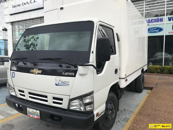 Camion Cava Chevrolet Npr Turbo