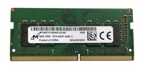 Memoria Ddr4 8gb Notebook
