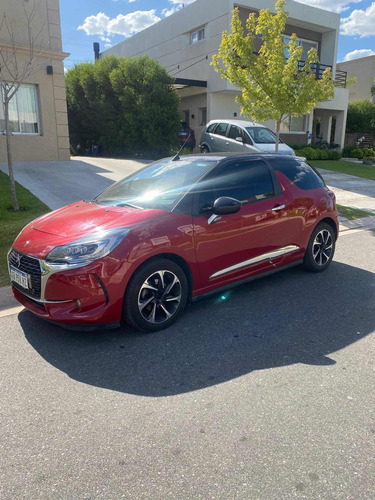 Ds Ds3 2017 1.2 Cabrio Puretech 110 At6 So Chic