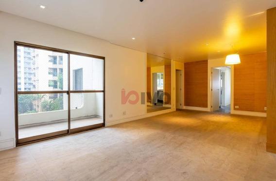 Apartamento 3 Quartos 02 Vagas 126,00 M2 Úteis R$ 830.ooo Ch. Inglesa Sp - Ap1016