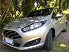 Ford Fiesta 1.6 16v Sel Flex 5p Ano 2017/2017, Km: 18.500