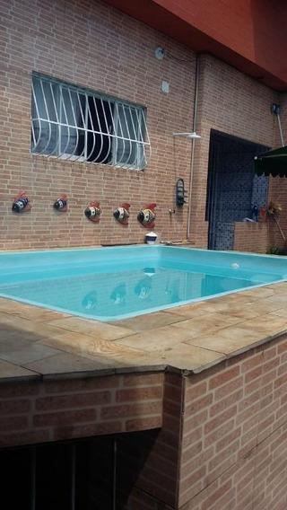 Casa Em Santa Luzia, São Gonçalo/rj De 90m² 3 Quartos À Venda Por R$ 223.000,00 - Ca297354