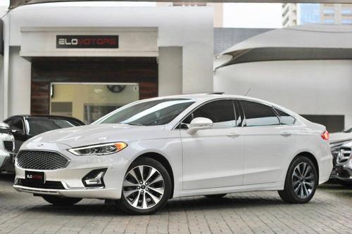 Imagem 1 de 15 de Ford Fusion 2.0 Titanium Awd 16v Gasolina 4p Automático