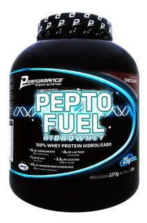 Pepto Fuel (2273g) - 100% Whey Hidrolisada - Performance