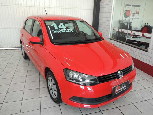 Vw Gol G6 1.6 Ano 2014 Completo