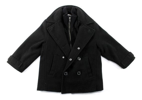 Abrigo Negro H&m