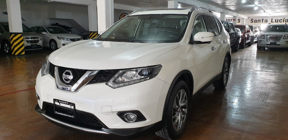 Nissan X Trail Exclusive 3 Row 2016