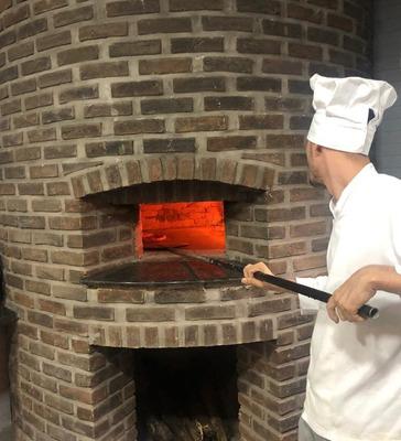 Forno A Lenha Para Pizzaria E Filtros De Fumaça Para Chaminé