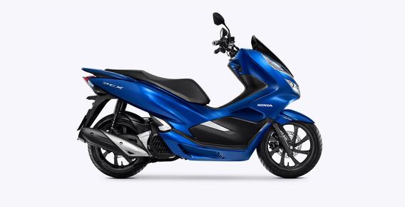 Pcx 150 Std Cbs 2020 Honda Zero Km