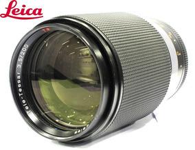 Lente Tessar 200mm F/3,5 Para Contax Yashica - Usada