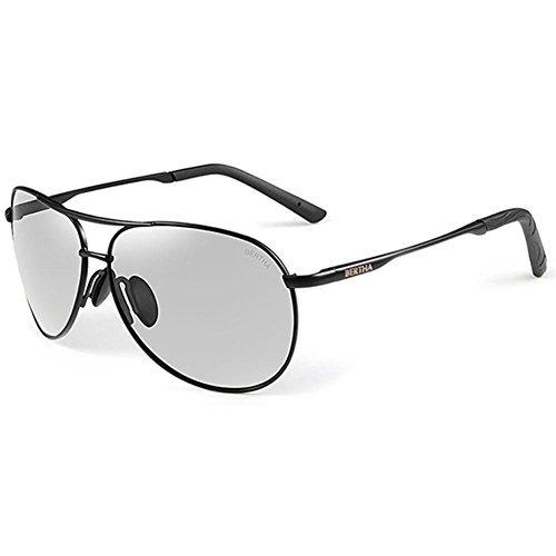 ce9ad3cfa7 Bertha Gafas De Sol Fotocromáticas Polarizadas Para... - $ 43.990 en  Mercado Libre