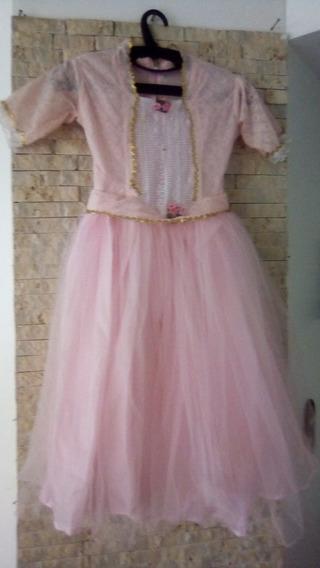 Disfraz De Princesa Diseño Exclusivo