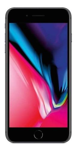 Celular Smartphone Apple iPhone 8 Plus 128gb Cinza - 1 Chip