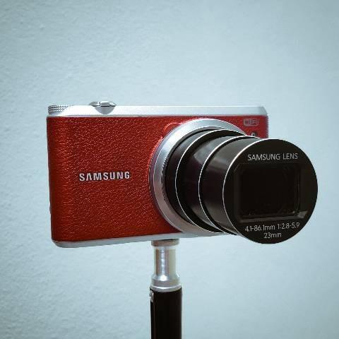 Smart Câmera Samsung Wb350f