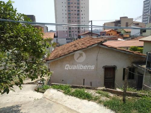 Terreno À Venda, 400 M² Por R$ 550.000,00 - Vila Bocaina - Mauá/sp - Te0048
