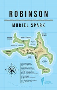 Robinson, Muriel Spark, Ed. Bestia Equilátera