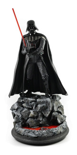 Darth Vader - Star Wars Crazy Toys - Con Diorama Rocas Lava