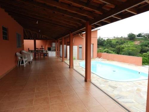 Imagem 1 de 16 de Chácara Com 3 Dormitórios À Venda, 500 M² Por R$ 450.000,00 - Santa Cecília I - São José Dos Campos/sp - Ch0146