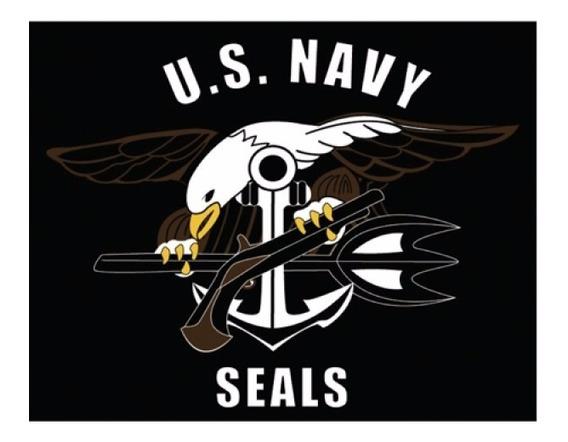 Adesivos Seals U.s Navy Frete Grátis