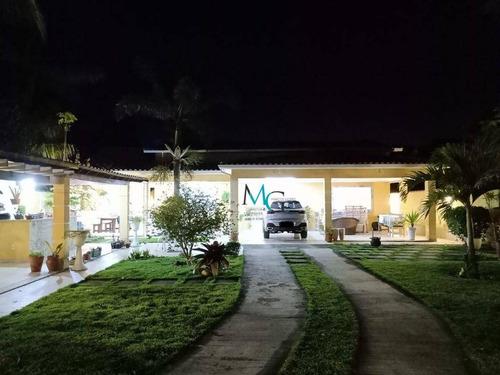 Imagem 1 de 23 de Casa Com 4 Dormitórios À Venda, 150 M² Por R$ 790.000,00 - Guaratiba - Rio De Janeiro/rj - Ca0694