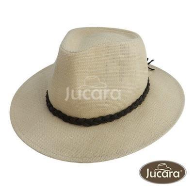 Sombrero Jucara De Yute Fino