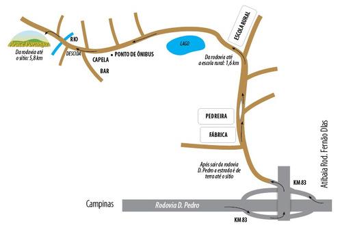 Terreno De Chacarra 3020mts Prox Da Rodovia Dom Pedro