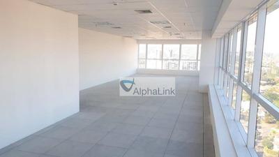 Sala Pronta 93 M² 2 Vagas - Trend Tower Alphaville - Barueri - Sa0296