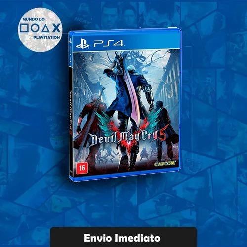 Devil May Cry 5ps4 2 Original Envio Imediato
