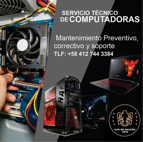 Servicio Técnico De Computadoras + Formateo + Laptop + Pc