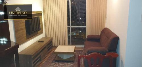 Imagem 1 de 18 de Apartamento Com 2 Dormitórios À Venda, 90 M² Por R$ 530.000,00 - Vila Mascote - São Paulo/sp - Ap25775