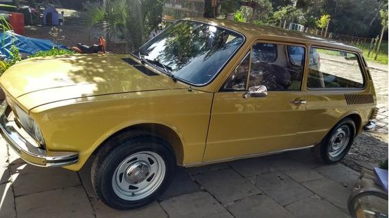 Volkswagen Brasília 1979