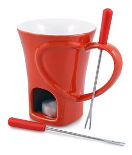 Fondue Mug Chocolate 4 Pcs Swissmar