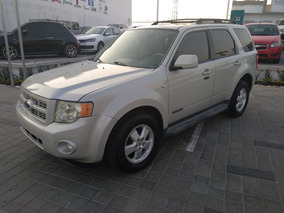 Ford Escape 2008 3.0 Xlt Piel Limited Qc At