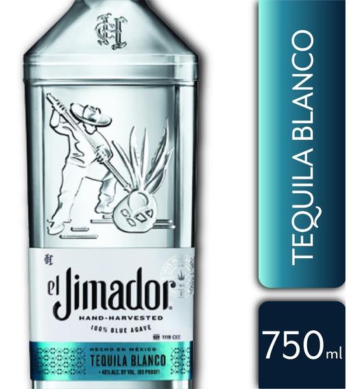 Tequila El Jimador Blanco 40º 750ml