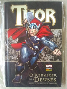 Thor Renascer Dos Deuses Panini Deluxe