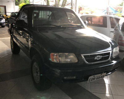 Chevrolet S10 4.3 Sfi Dlx 4x2 Cs V6 12v Gasolina 2p Manual
