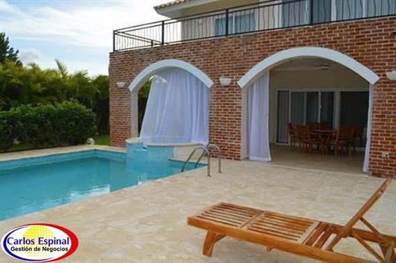 Villas For Sale In Bavaro, Dominican Republic 3820