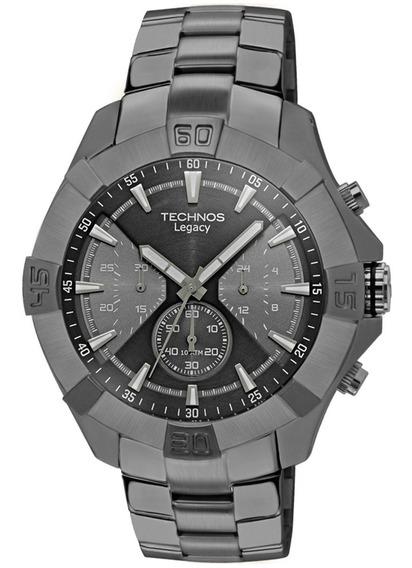 Relógio Technos Masculino Legacy Js20af/1c Preto Oferta
