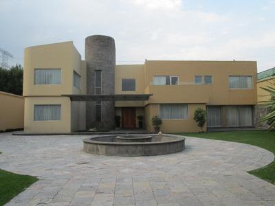 Residencia En Condominio En Venta, La Asuncion, Metepec