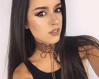 Choker Gargantilla Collar Para Dama Mujer Kim Kardashian