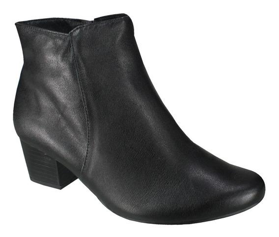 Bota Usaflex Ankle Boot Q6621/41 | Katy Calçados