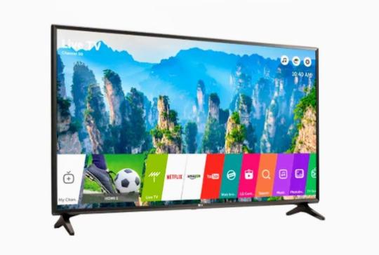 Tv Lg Smart Tv 43 Full Hd Tienda Física