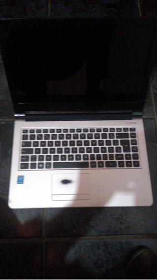 Vendo Notebook Positivo Xs7010