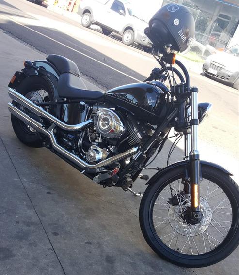Harley Davidson Blackline Fxs Abs