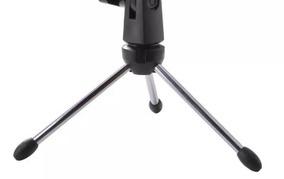Mine Pedestal Com Pop Filtr+shock P Microfone Ideal Std E Ra
