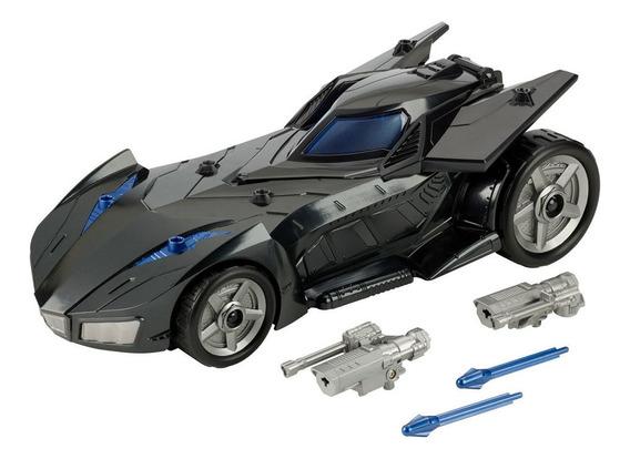 Veículo Com Lançador - Dc Comics - Batman - Batmobile - Matt