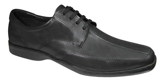 Huma10 Zapato Urb Hombre Talle Grande Especial 46 Al 50 Negr