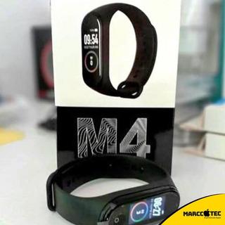 Pulseira Relógio Inteligente Smartband M4 Android E Ios